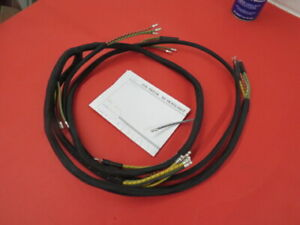 New 1940 Ford Headlight Wiring Harness 01a 11653 A