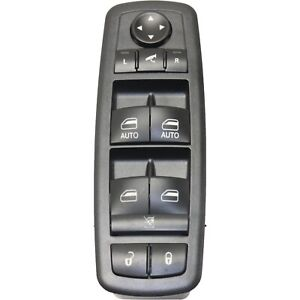 Power Window Switch Front Driver Side For 2012 15 Town And Country Ram 1500 2500