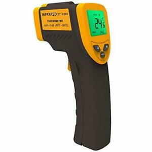 Non Contact Digital Laser Infrared Thermometer Temperature Led Backlit Cooking