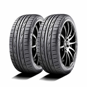 2 New Kumho Ecsta Ps31 225 45zr17 225 45r17 94w dc Xl High Performance Tires