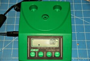 RCBS CHARGE MASTER 1500 SCALE PORTION ONLY - GOOD CONDITION