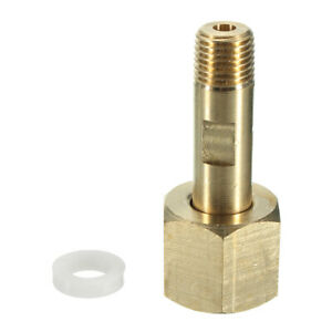 Co 2 Co 3 Cga 320 Co2 Carbon Dioxide Regulator Inlet Nut 2 Nipple With Washer