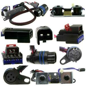 46re 47re 48re Overdrive Lock up Solenoid Set W harness tcc Dodge Jeep 2000 Up