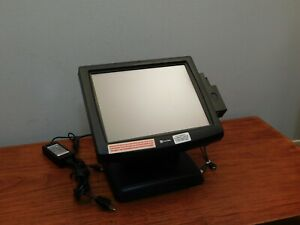 Posiflex Tp 8300 Pos Point Of Sale System W Power Supply