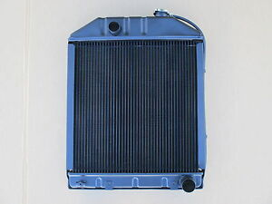 Radiator For Ford 4100 4600 4600su 5000 5600 6600 Industrial 445 4500 535 545
