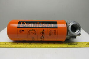 Donaldson 1 npt Hydraulic Filter Adapter W p165332 Spin on Filter