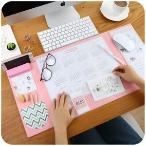 Pen Holders Writing Pads 4 Candy Colors Multifunctional Mat Desk Accessories