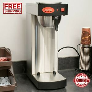 Avantco C15 Pourover Airpot Coffee Brewer 120v Free Shipping Us 48 Only