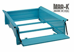 Chevrolet Chevy Pickup Truck Complete Bed Kit Metal W O Wood Floor 1941 1945