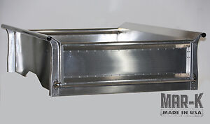Chevrolet Chevy Pickup Truck Complete Bed Kit Aluminum W O Wood Floor 1941 1945