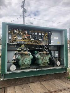 1973 Carrier 55 Ton Water Cooled Chiller