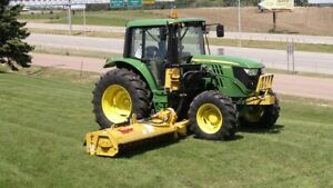 Tiger Extreme Duty By The Alamo Group Flail Mower Side Mount Complete System