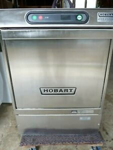 Hobart Lxih 18 Commercial Dishwasher Hot Water Undercounter Machine