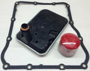 Filter Kit With Spin On 2001 Up For Allison 1000 2000 Transmission Shallow Pan