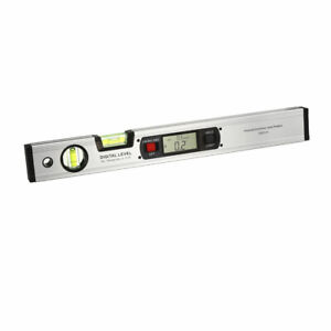 Digital Spirit Level Box Protractor Angle Finder 4x90 With Magnetic Base