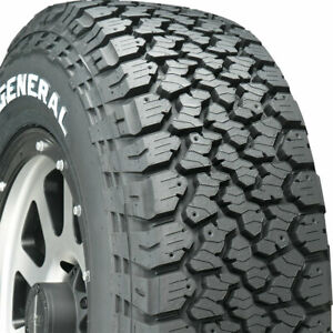 4 New General Grabber A tx Lt 235 75r15 Load C 6 Ply A t All Terrain Tires