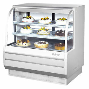 Turbo Air Tcgb 48dr w b Display Case Non refrigerated Bakery