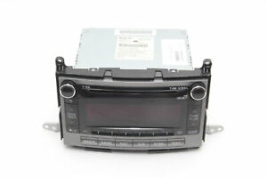 Toyota Venza Cd Am fm Aux Radio Receiver Player 86120 0t090 Oem 09 13