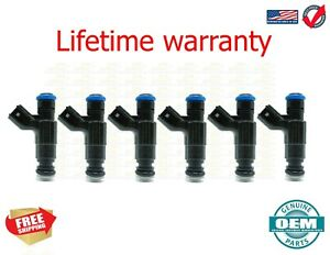 X6 Oem Bosch Fuel Injectors Rebuilt By Master Ase Mechanic Usa 0280155863