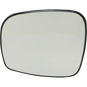 New Mirror Glass Driver Left Side Heated For Town And Country Lh Hand Ch1324107