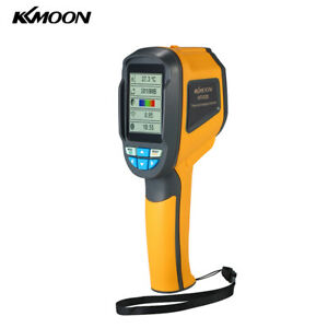 Kkmoon Thermal Imaging Camera Infrared Thermometer 2 4 Tft Color Display D3o1