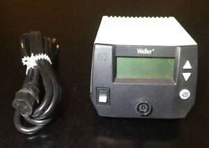 Weller We1010na Soldering Power Unit Only Missing Tip Tool Stand
