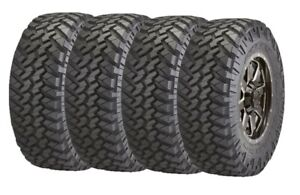 40x15 50r24lt E 128p Set 4 Nitto Trail Grappler Mud Terrain Tires 39 8 40155024