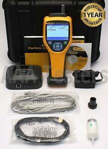 Fluke 985 Particle Counter Air Quality Meter Hvac Iaq