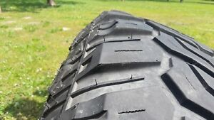 Antares Deep Digger Mud Tier 285 75 16 lt like New Only Have 4 Good Rims