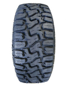 4 New Mileking Mk878 Lt 35x12 50r17 Load E 10 Ply A t All Terrain Tires