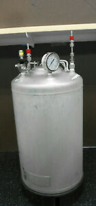 Alloy Products Corp 30l Pressure Vessel S500083 1 004