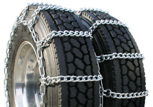 Rud Mud Service Dual 8 50 16 5 Truck Tire Chains 4412m