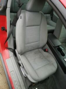Passenger Front Seat Bucket 1st Digit Trim Of Id J Fits 05 09 Mustang 183224