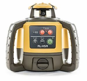 Clearance Topcon Rl h5a Horizontal Self leveling Rotary Laser Ls 80l Receiver
