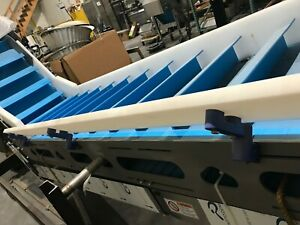 Brand New 16 18ft Stainless Steel Food Grade Incline Conveyor Never Used