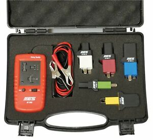 Electronic Specialties 191 Relay Buddy Pro Test Kit Automotive Relay Tester