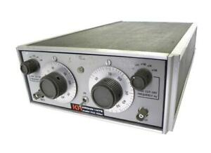 Krohn hite 3100 Band pass Variable Filter 10 1 Mhz Sold As Is
