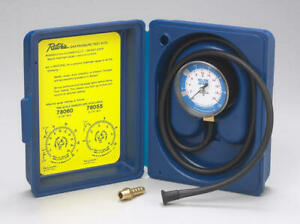Ritchie Engineering Company 78060 Gas Pressure Test Kit Accurately Set Manif