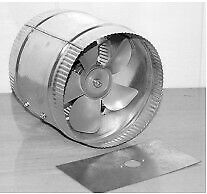 Acme miami 9014 Duct Booster Fan