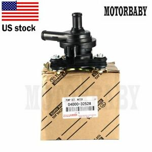Genuine For Toyota Prius Electric Inverter Water Pump 04000 32528 G9020 47031