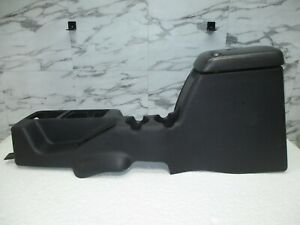 Oem Jeep Wrangler Tj Center Console Box 97 00 Cup Holder Full Length Agate 1296