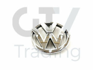 Genuine Vw Caddy Passat Touran Front Vw Badge Emblem 1t0853601eulm