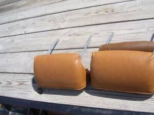 1969 1972 Gm Bucket Seat Headrests 442 Gs Gto Chevelle Gran Prix Monte Carlo