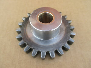 Transmission Reverse Idler Gear For Ih International Trans 154 Cub Lo boy 184