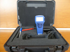 Tsi 9535 a Anemometer Air Velocity Meter Air Thermometer 0 To 6000 Fpm