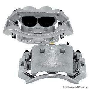 For 2003 2004 Ford Mustang 2 Front Zinc Disc Brake Calipers
