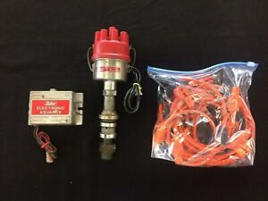Olds 350 Mallory Electronic Ignition Setup