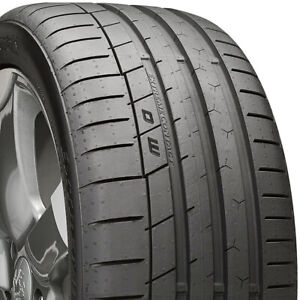 Continental Extremecontact Sport 245 40zr17 91w High Performance Tire