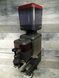 Faema Italy Commercial Coffee Grinder Espresso Italian Good Working