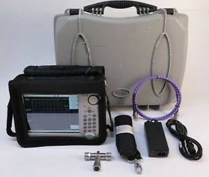 Anritsu Site Master S331e Cable Antenna Analyzer Sitemaster T load